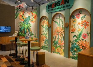 Read more about the article Meigan Flooring di Homedec 2018