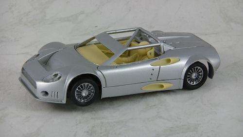 Spyker C8 Spyder GT2R