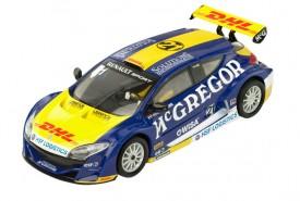 Renault Megane Trophy 2013, Verschuur