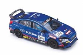 Policar Subaru WRX STI 24h Nurburgring 2014