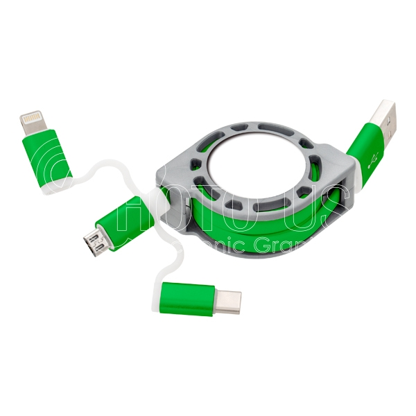3IN1_Multi_Data_Charging Line_green