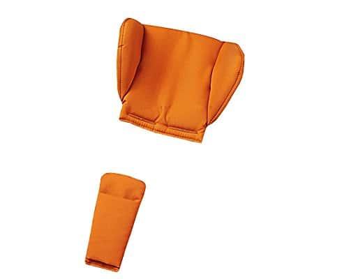 Gesslein Loop appuie-tête 010–Acier Orange; protège-nuque; Poussette et buggy S4, F4, F6, F10Série et M –