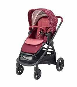 Maxi-Cosi 1310803300 Poussette Adorra confortable pour votre enfant (à partir de la naissance à env. 3,5 ans – Marble Plum – Violet