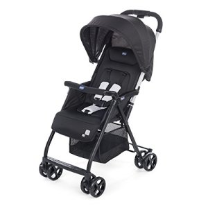 Chicco – Ohlala 2, Poussette Canne, Black Night