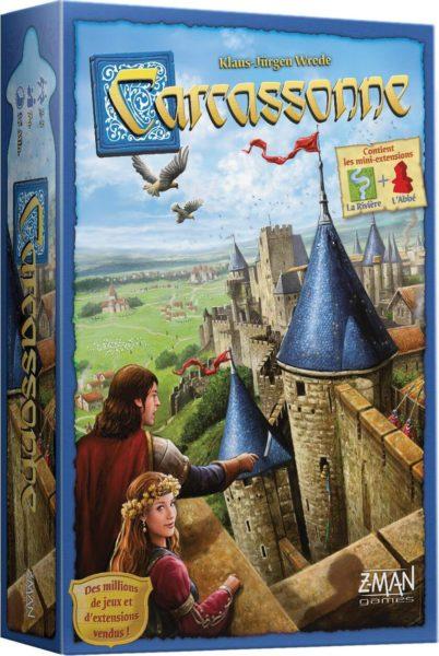 Carcassonne - boite