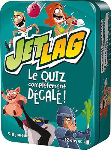 Jet Lag - boite