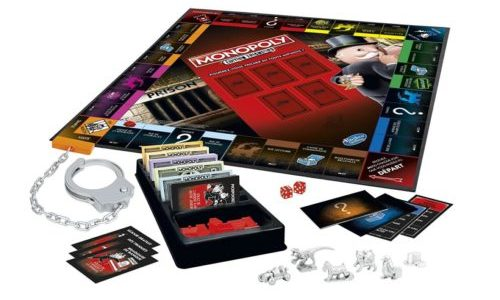 Monopoly tricheur - contenu