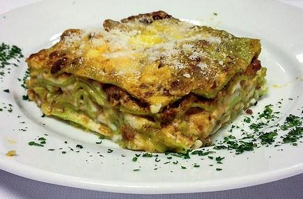 Lasagne alla bolognese,Sandro Cuccio拍摄