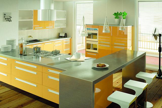 未来的厨房什么样子?