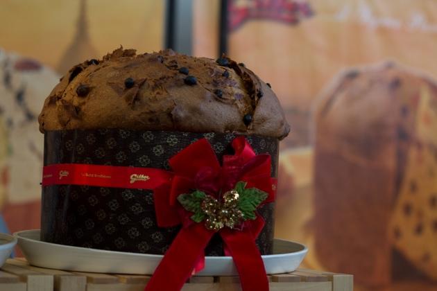 PANETTONE(传统的意大利圣诞节蛋糕)