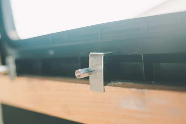 L Winkel Carbest Fenster Kastenwagen