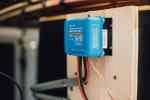 Victron Smart Solarregler in Betrieb