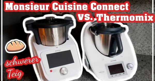 monsieur cuisine connect kuchenmaschine