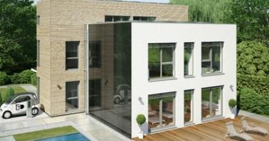 Symbolbild. Das Plus-Energie-Haus liefert auch den Strom für zwei Autos. Foto: Bien-Zenker/News-Reporter.NET