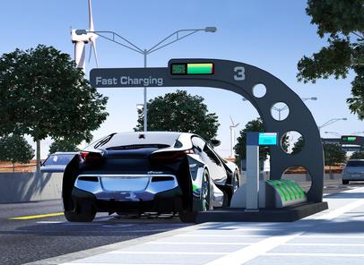 Für ein erfolgreiches Konzept rund um das Elektroauto, Ladestationen und etc. sind viele Fachkräfte nötig - daher sind Experten im Bereich Elektromobilität gefragt. Bildquelle: Christian-Nitz Fotolia.com
