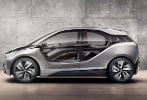 Dies ist das Elektroauto BMW i3. Bildquelle: BMW