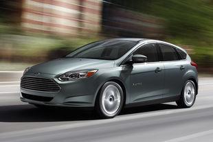 Ford Focus Electric. Bildquelle: Ford