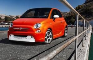 Das Elektroauto Fiat 500e wird leider nur in Kalifornien (USA) verkauft, zum Glück gibt es in Deutschland entsprechende Umbauten. Bildquelle: Fiat