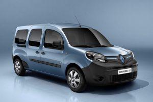 Das Elektroauto Renault ZE. Bildquelle: Renault