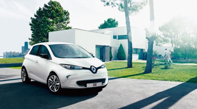 Das Elektroauto Renault Zoe hat den reddot design award erhalten. Bildquelle: Renault