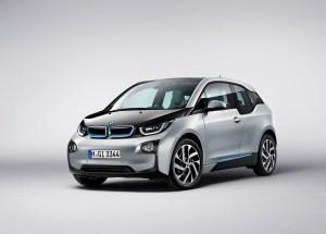 Das Elektroauto BMW i3. Bildquelle: BMW AG