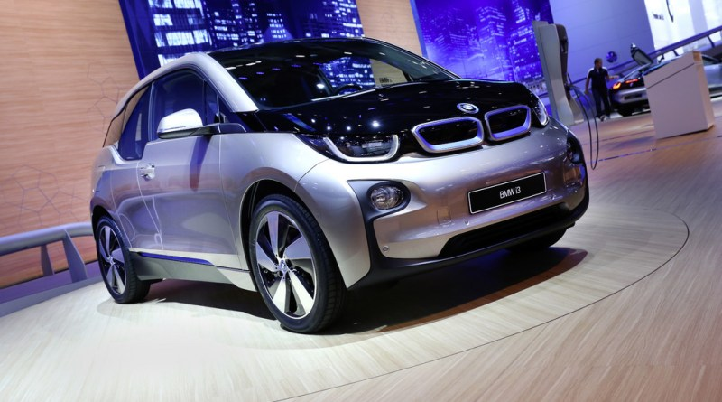 Das Elektroauto BMW i3. Foto: Auto-Medienportal.Net/Euromediahouse