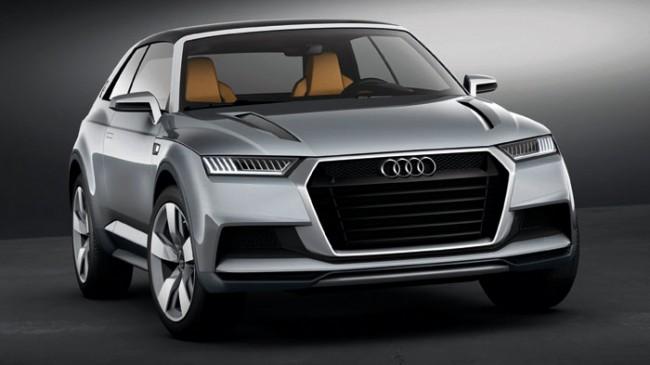 Symbolbild. Es könnte in ein paar Jahren das Elektroauto Audi Q8 e-Tron auf den Markt kommen. Bildquelle: Audi