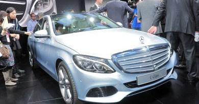 Die neue Mercedes C-Klasse –leichter Luxus. Foto: dpp-AutoReporter Anhang