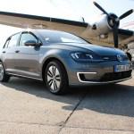 Elektroauto VW e-Golf