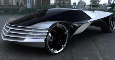 Dieses Commputermodell eines Autos soll in Zukunft mit Thorium angetrieben werden. Bildquelle: Laser Power System