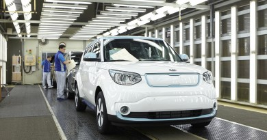 Elektroauto Kial Soul EV. Bildquelle: Kia