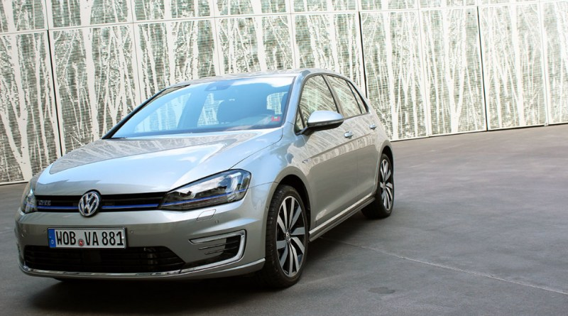 Plug-In Hybridauto VW Golf GTE