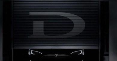 Am 9. Oktober stellt Tesla Motors ein neues Elektroauto vor. Bildquelle: Tesla Motors / Elon Musk