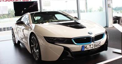Plug-In Hybridauto BMW i8