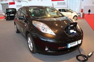 Elektroauto Nissan Leaf
