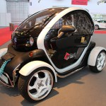 Electric car Renault Twizy