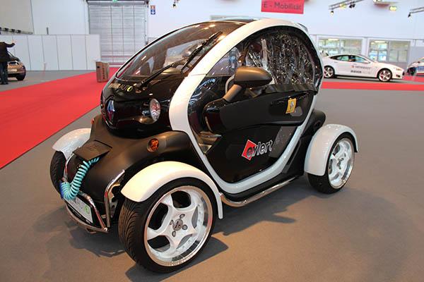 Elektroauto Renault Twizy