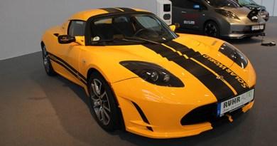 Elektroauto Tesla Roadster