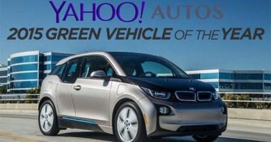 Das Elektroauto BMW i3 REx. Bildquelle: Yahoo.com