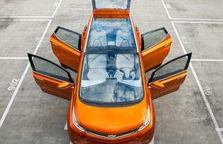 Elektroauto Chevrolet Volt. Bildquelle: Chevrolet