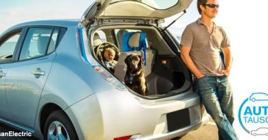 Bei Nissan kann man 30 Tage kostenlos ein Elektroauto testen