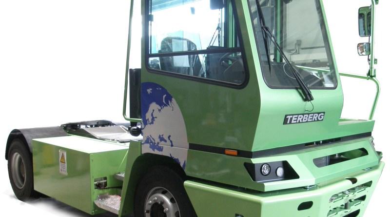 Ein echter Elektro-LKW: Der Terberg Typ YT202-EV, 4x2. Ab Mitte 2015 werden die BMW Group und die Scherm Gruppe ein Fahrzeug dieser Art in München testen. Bildquelle: Terberg / BMW Group / Scherm Gruppe