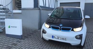 Mit dem Elektroauto BMW i3 soll es an die Nordsee gehen. Bildquelle: generation-zweinull.com
