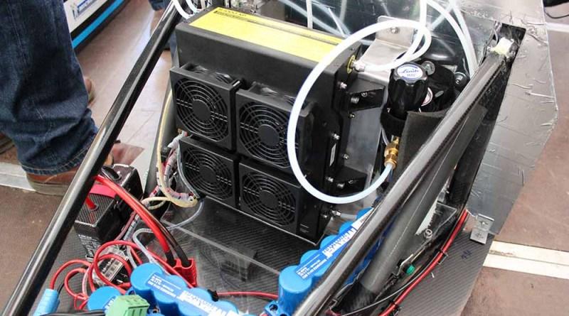 Shell Eco-Marathon Teil 3 Brennstoffzellenauto NAOB Runner H2 SEM2015.