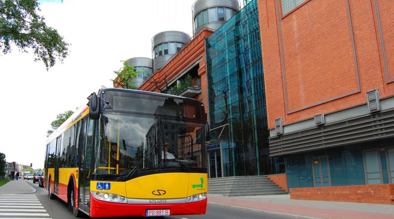 Symbolbild. Elektrobus Solaris Urbino 12. Bildquelle: Solaris