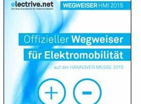 Screenshot electrive.net