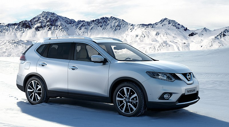 Den Nissan X-Trail gibt es zumindest in Japan ab Mai 2015 auch als Hybridauto. Bildquelle: Nissan