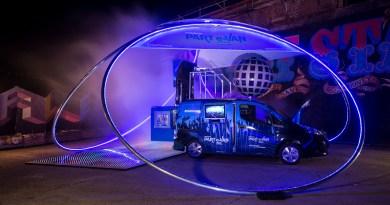 Elektroauto Nissan e-NV200 wird zum Part e-Van. Bildquelle: Nissan