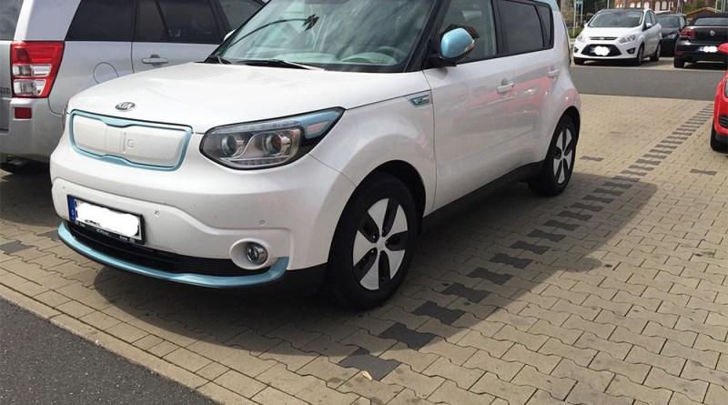 Elektroauto Kia Soul EV
