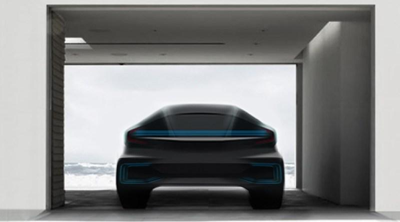 Bisher ist nicht bekannt, wie das Elektroauto von Faraday Future aussehen wird. Bildquelle: Farady Future